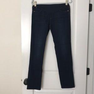 AG Maternity Straight Leg Jean Size 31